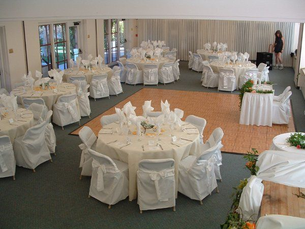 Unity Hall Reception