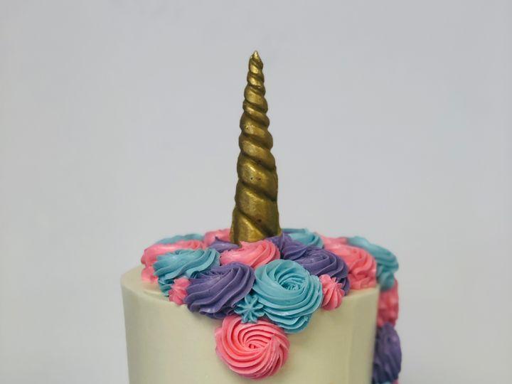 Tmx Unicornhorn 51 1924935 158041960959428 Severn, MD wedding cake
