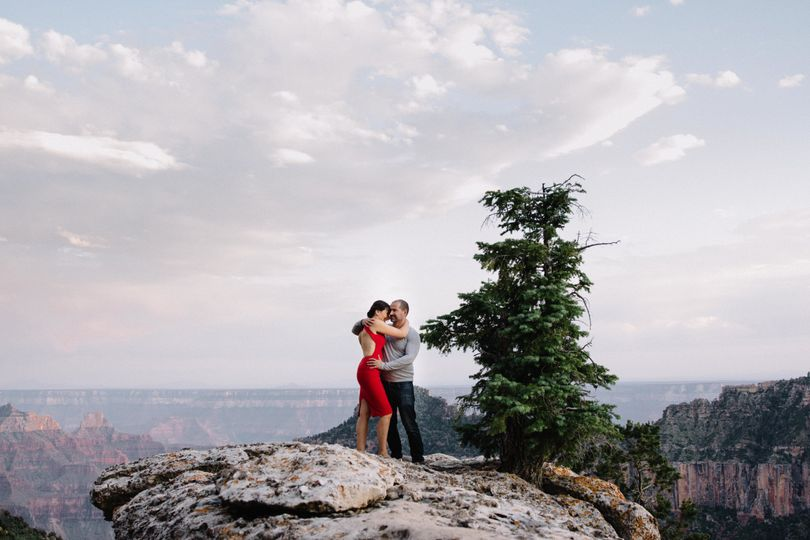romantic grand canyon anniversary session20