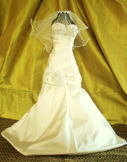 "Bridal Gown Mannequins are ""the"" couture gift for todays stylish bride, a modern version of the..."