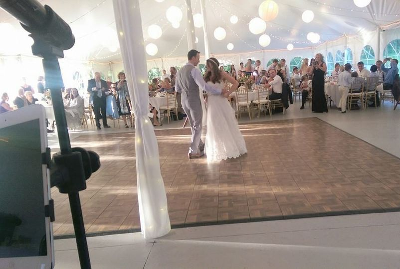 bost first dance