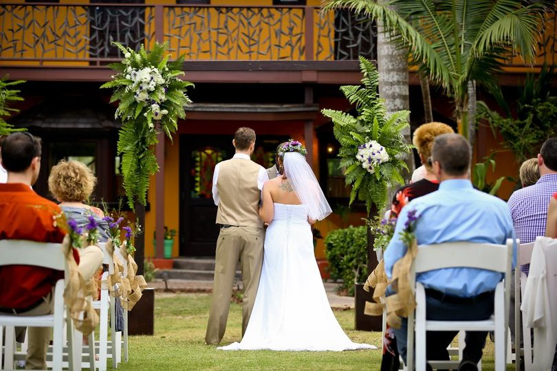 Bahamas wedding ceremony with Glenn Ferguson, wedding officiant at The Marley Resort Cable Beach in...