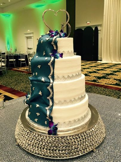 Atlanta Wedding Cakes. atlanta and marietta wedding cakes sugar ...