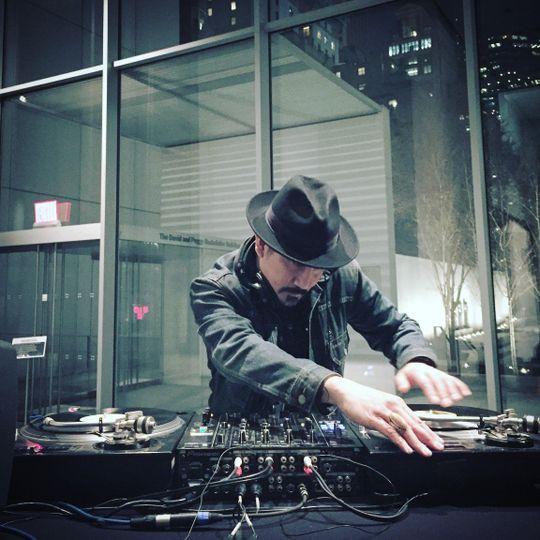 Tomas at the MoMa 2018