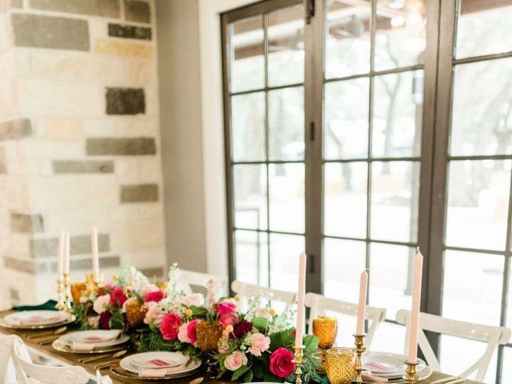 Tmx Table Decor 51 1866935 158015249695248 Liberty Hill, TX wedding venue