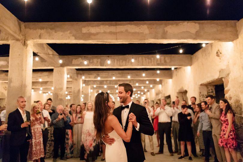 First dance - Photo by Jenn Emerling