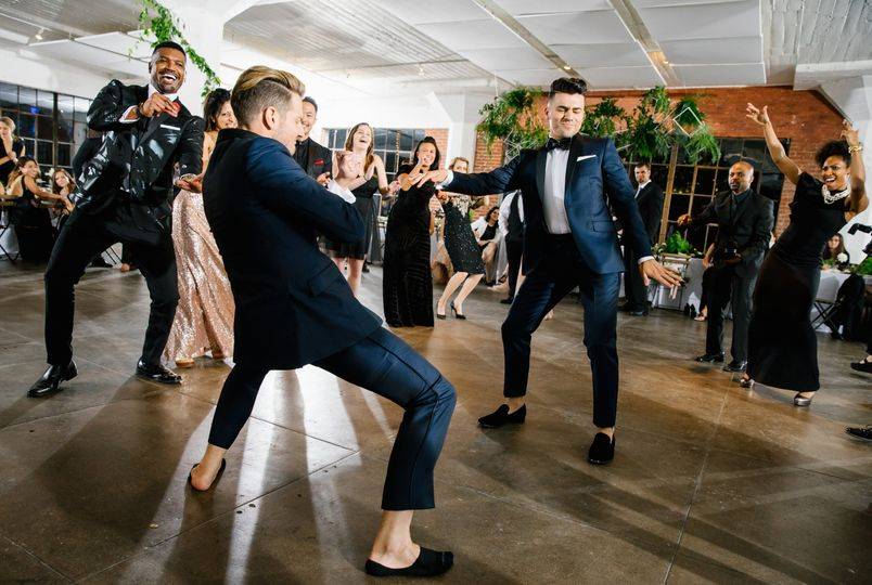 Dance-off - Photo by Jenn Emerling