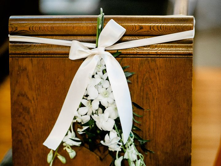 Tmx 1446567040841 Ceremony   Pew4 Buffalo wedding florist