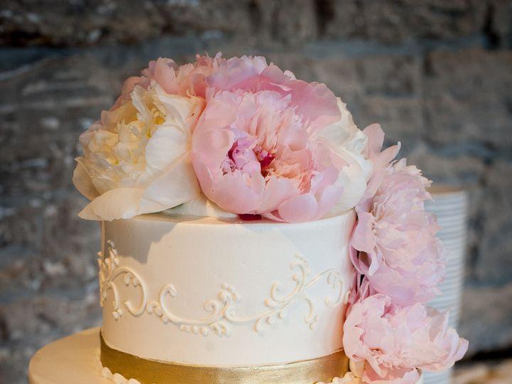 Tmx 1446567183210 Reception  Cake1 Buffalo wedding florist