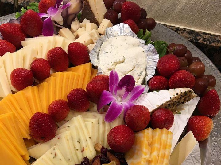 Tmx 1522780179 Edc40ac446fb15a1 1522780177 26095c9d09714f9a 1522780175685 1 Cheese Display 2 Tampa, Florida wedding catering