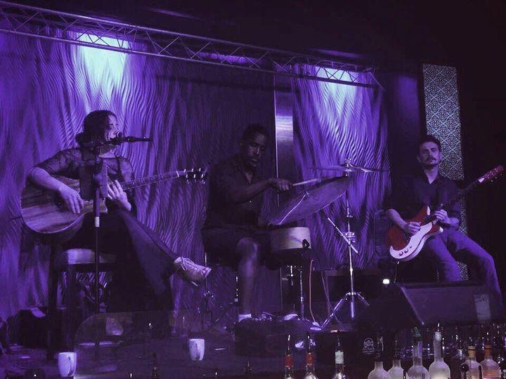 Band trio