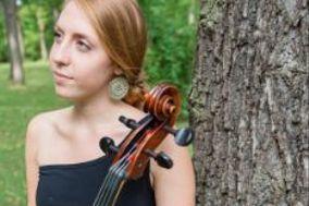 Victoria Olmer Cellist
