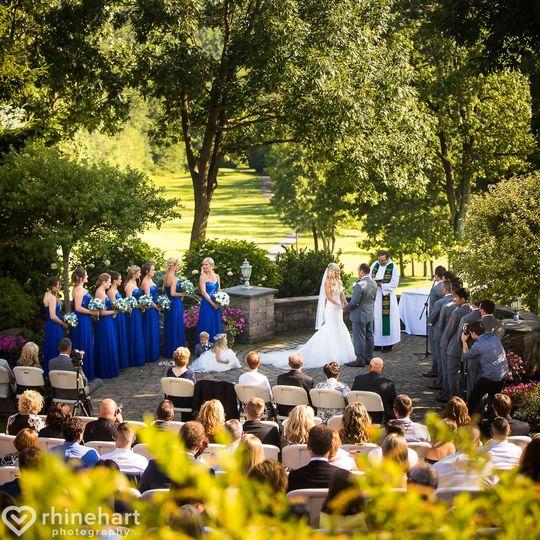 Woodstone Wedding