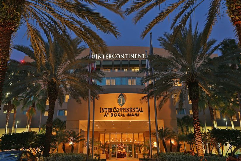 Hotel Intercontinental Miami Doral