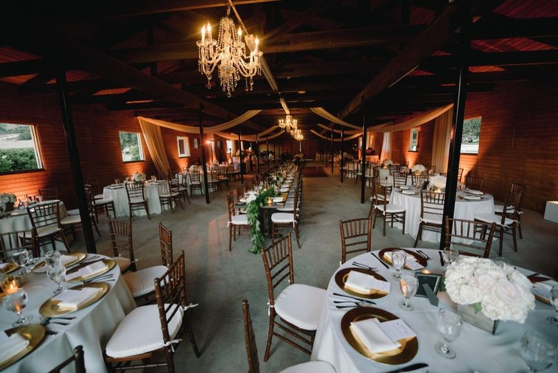 Cabernet Barn Wedding