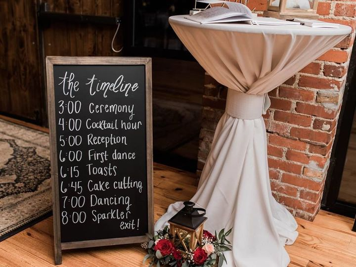 Tmx 1516053272 1e6ae78c32f15a34 1516053271 De5f82d468ab62c2 1516053262441 9 26904600 102153877 Rolesville, North Carolina wedding florist