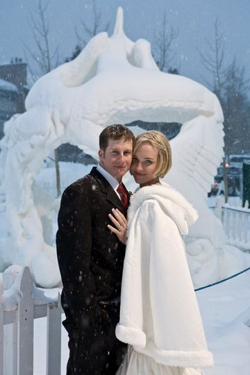 Couple in Breckenridge, Colorado