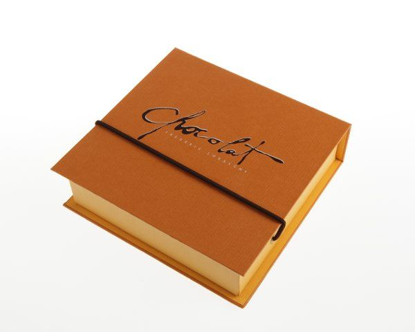 A selection of 16 artisan chocolates from our creations in an elegant custom designed packaging.