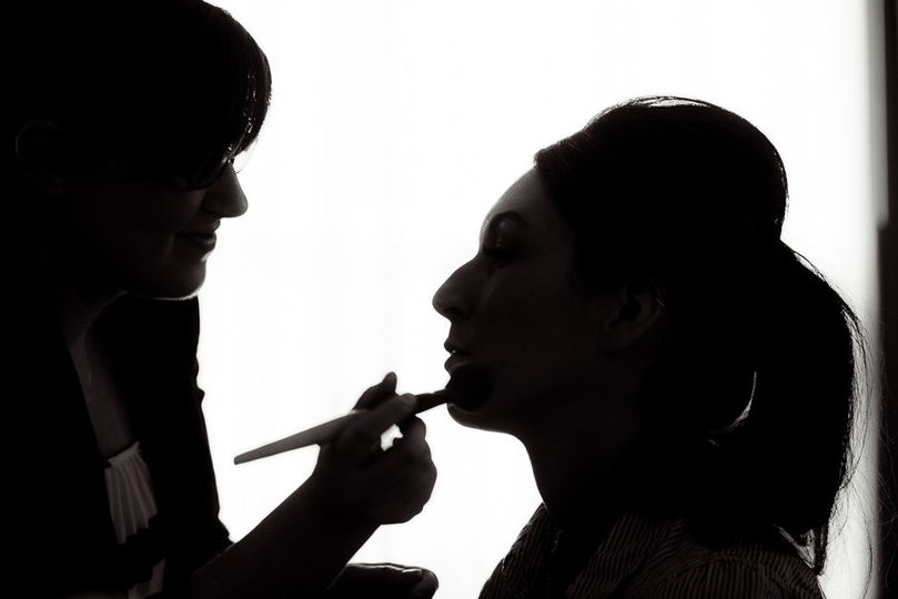 brooke powell makeup application