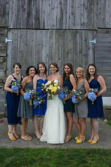 amanda totten bridal party