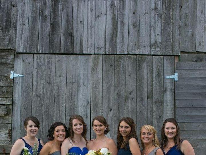 Tmx 1426602655603 Amanda Totten Bridal Party Dover wedding beauty