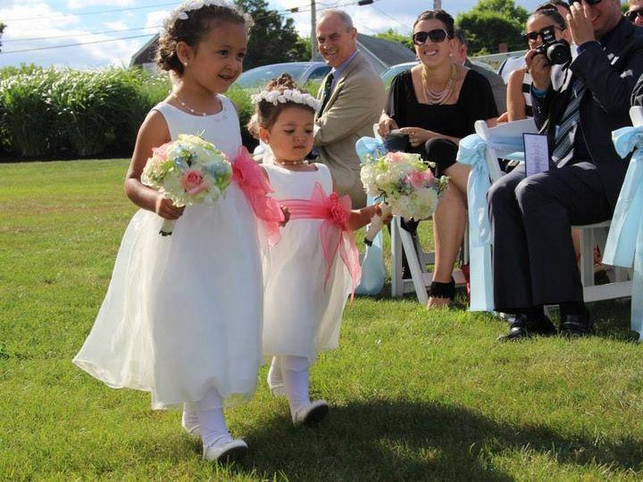 Tmx 1426602664657 Morales Flowergirls Dover wedding beauty