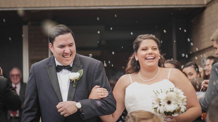 Newlyweds - Jessica + Nicholas