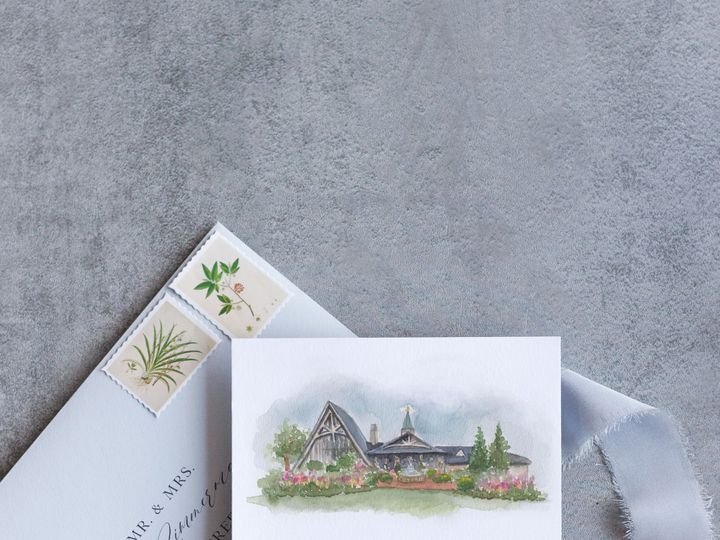 Tmx Theabbey Invitemockup 2 51 1915045 158584338990533 Wisconsin Dells, WI wedding invitation