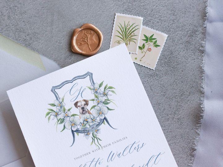 Tmx Whitemagnolia Dogmockup 51 1915045 158584335262945 Wisconsin Dells, WI wedding invitation