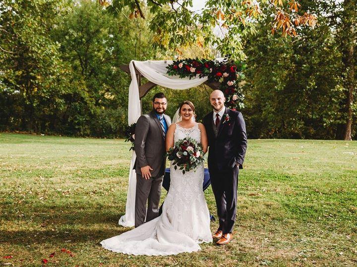 Tmx Madison Eric Wedding 51 35045 159172667822253 Lebanon, Indiana wedding officiant