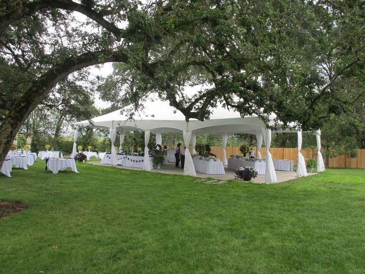 Tent family farm outdoor weddings
