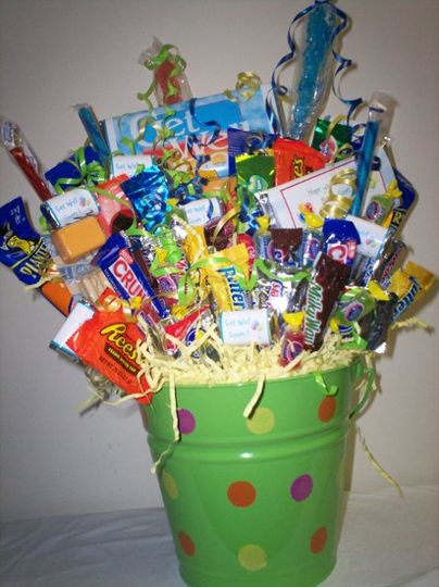 Candy Bouquet for any occasion