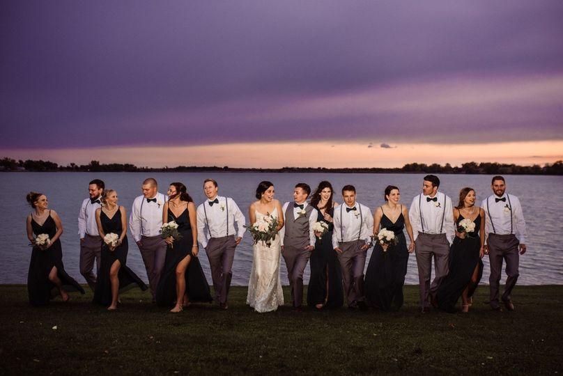 Lake Elsie Wedding Barn