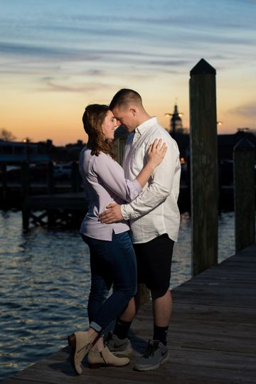 Valerie michelle photography. Baltimore maryland wedding photographer. Engagement session. Sunset...