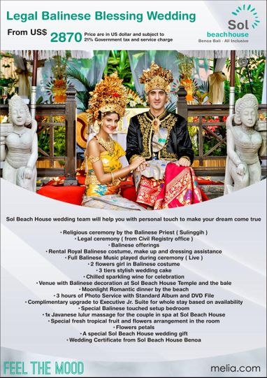 legal balinese blessing wedding