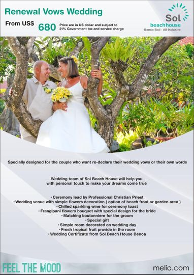 renewal vows wedding