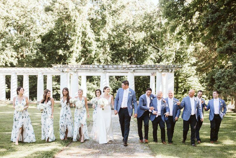 Wedding party - Carly Landolt Photography