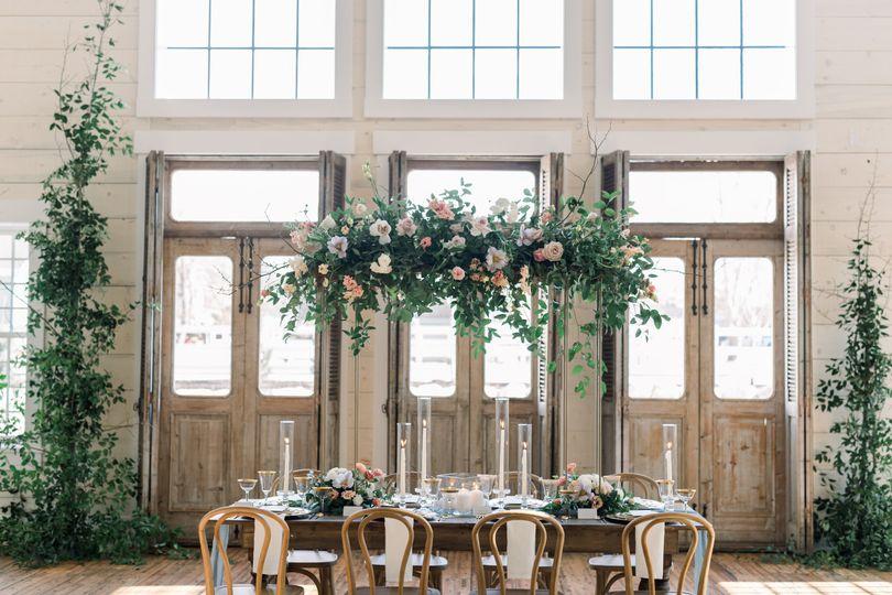 Tables- Photo Kristina Curtis