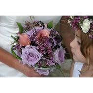 Tmx 1288374254958 TnBridesmaidBouquet Mission Viejo wedding florist