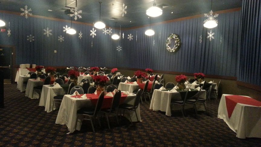 The Midway Party Room  40-100 guests. Flat room rental fee that covers exclusive use of the room for...