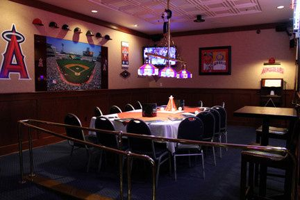 Executive Billiards Accommodates up to 16 guests. Hourly rental rate covers exclusive use of the...