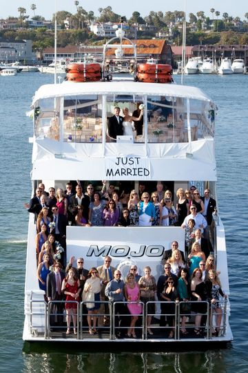 Hornblower Cruises Amp Events Venue Newport Beach Ca Weddingwire