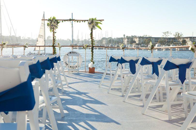 Hornblower Cruises & Weddings