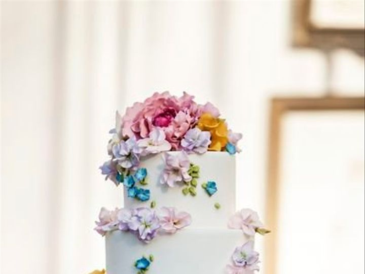 Tmx 1362095688304 BloomsbyJagStudios Greenwich wedding cake
