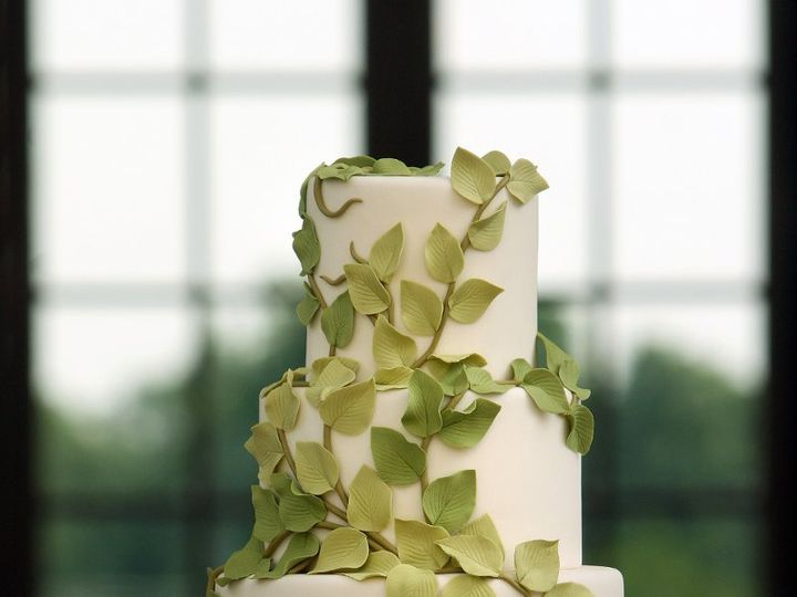 Tmx 1362095869545 APSignatureCake Greenwich wedding cake