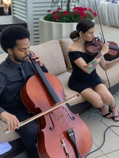 Oceanaire ceremony music