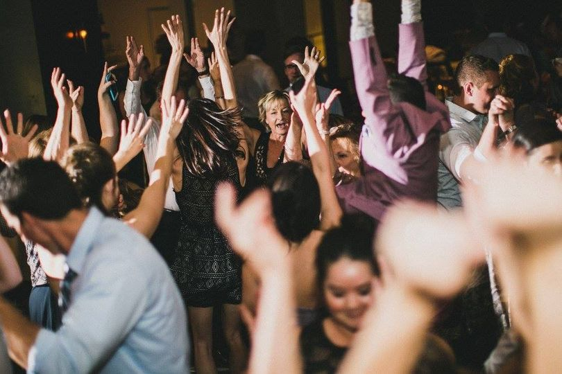 DJ Drew with Songstruck helps couples create insane dance parties at weddings.