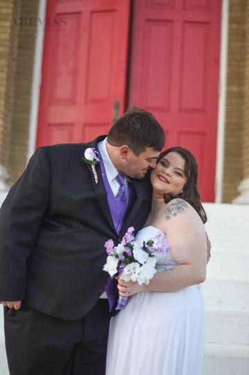 Lovely couple | Lincolnton, NC