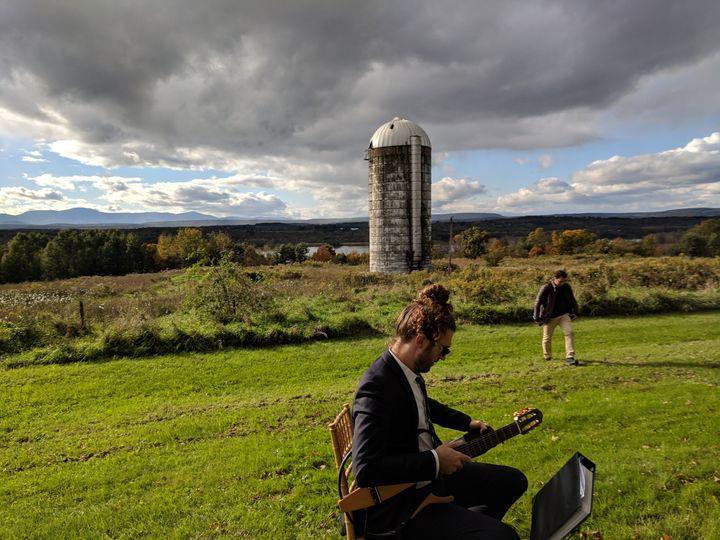Farm Guitarist!