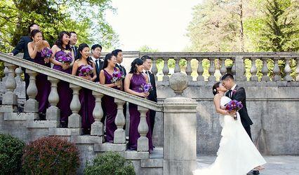The wedding of Sheng and Vicki
